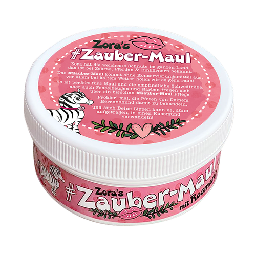 Zora's #Magical mouth with rosemary 100 ml