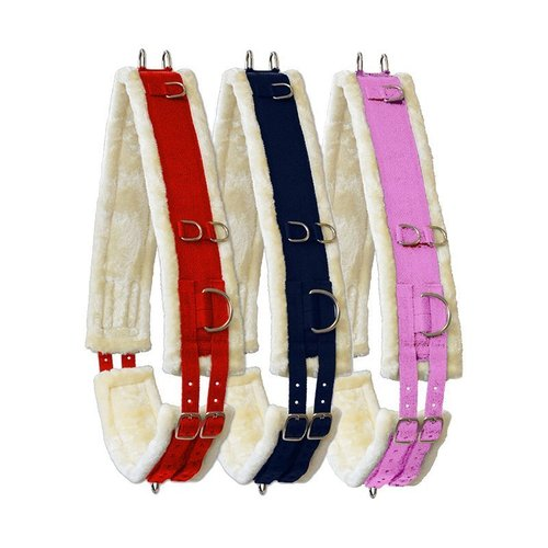 Lunging belt covered with TeddyFleece