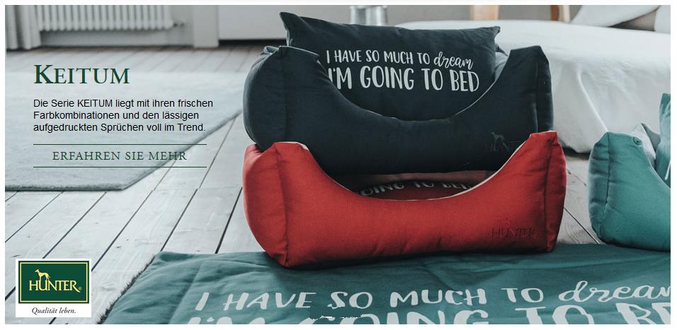 Hunter Hunde Sofa Kissen Und Decke Keitum
