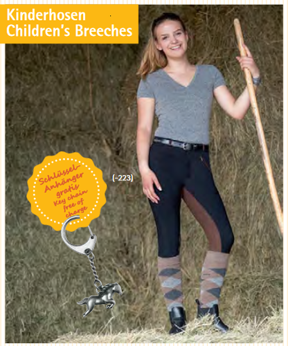 children's riding breeches »Melanie«