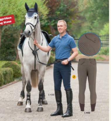 "Men breeches ""Henry"""